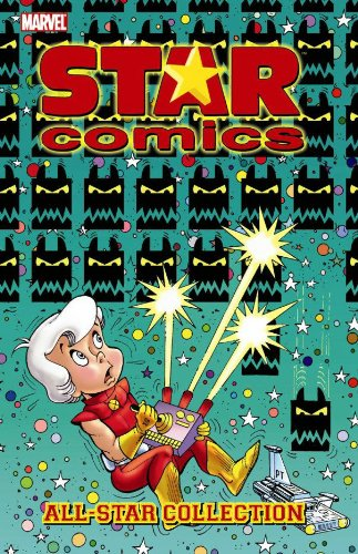 Star Comics: All-Star Collection Vol. 2 Cover