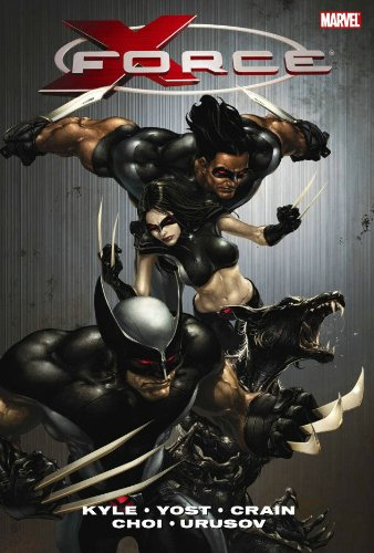X-Force Vol. 1 Cover