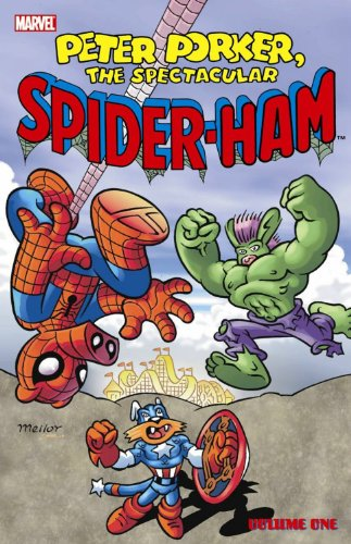 Peter Porker, The Spectacular Spider-Ham Cover