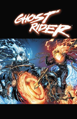 Ghost Rider by Jason Aaron Omnibus Cover