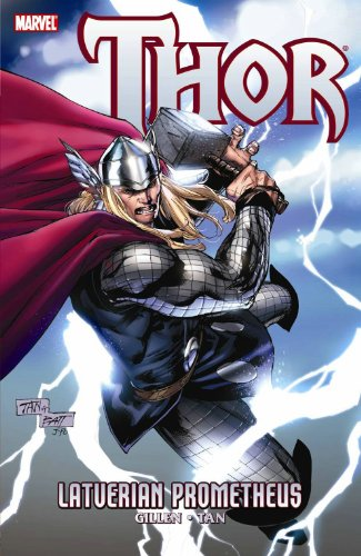 Thor: Latverian Prometheus Cover