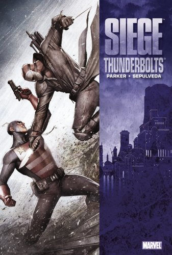 Siege: Thunderbolts Cover