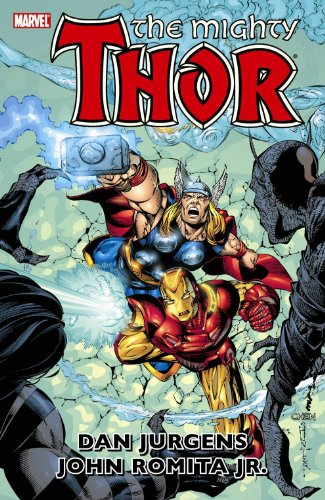 Thor Vol. 3 Cover