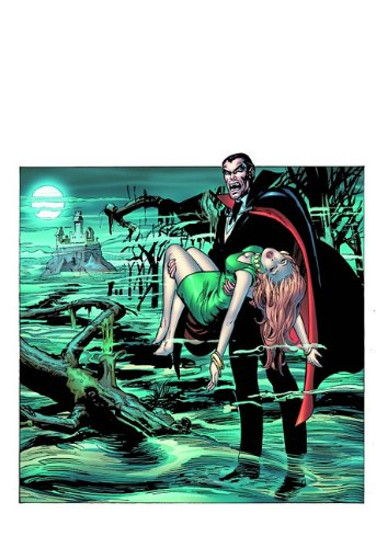 Tomb Of Dracula Vol. 1 Cover