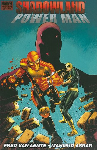 Shadowland: Power Man Cover