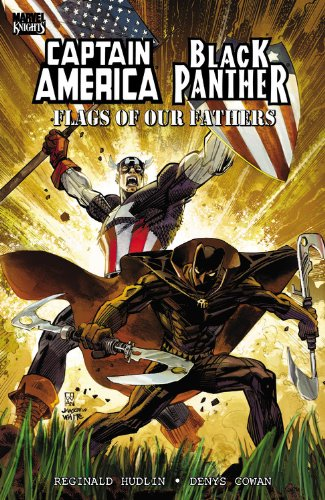 Captain America / Black Panther: Flags Of Our Fathers  Cover