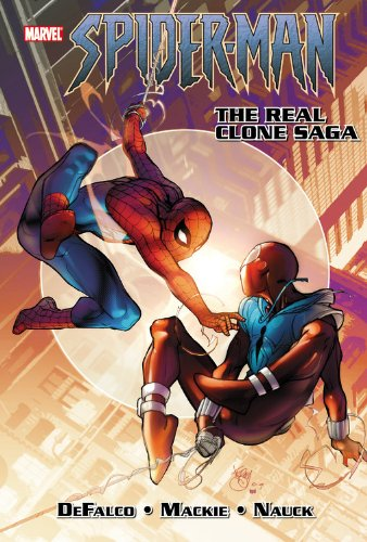 Spider-Man: The Real Clone Saga Cover