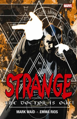 Strange: The Doctor Is Out Cover
