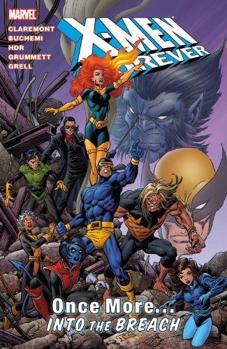 X-Men Forever Vol. 5: Once More Into The Breech Cover