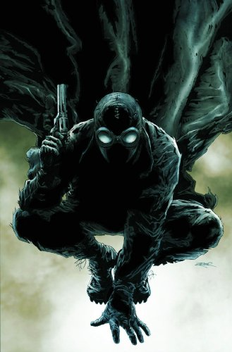 Spider-Man Noir: Eyes Without A Face Cover