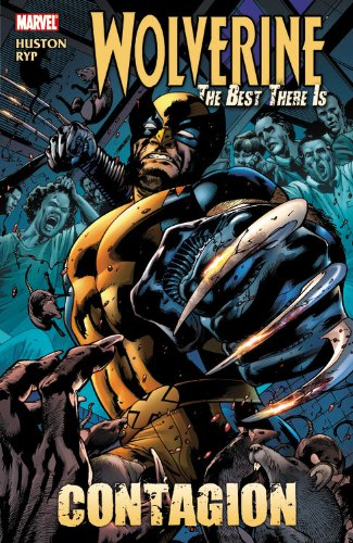 Wolverine: The Best There Is: Contagion Cover