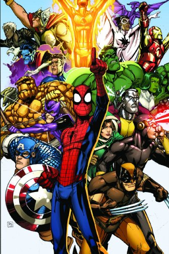 Spider-Man And The Secret Wars Cover