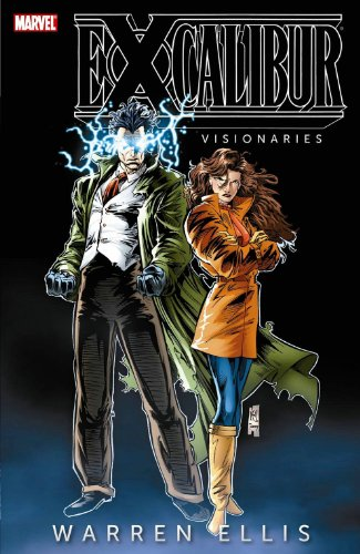 Excalibur Visionaries: Warren Ellis Vol. 1 Cover