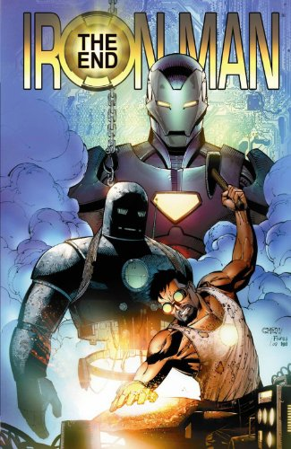 Iron Man: The End Cover