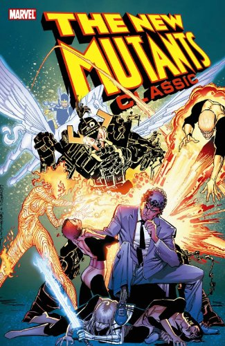 New Mutants Classic Vol. 5 Cover