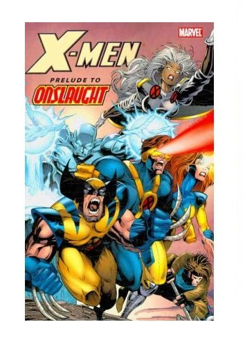 X-Men: Prelude To Onslaught Cover