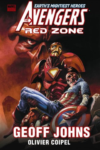 Avengers: Red Zone Cover