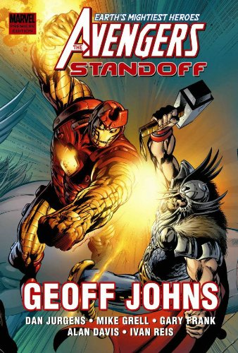 Avengers: Standoff Cover