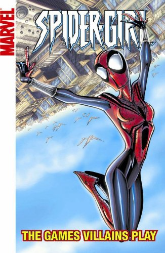 Spider-Girl Vol. 12: The Games Villains Play Cover