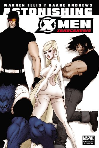 Astonishing X-Men: Xenogenesis Cover