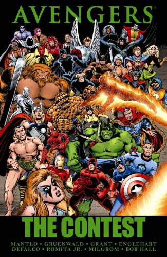 Avengers: The Contest Cover