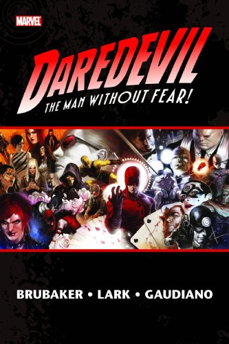 Daredevil by Ed Brubaker And Michael Lark Omnibus Vol. 2 Cover