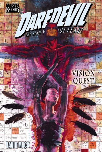 Daredevil / Echo: Vision Quest Cover