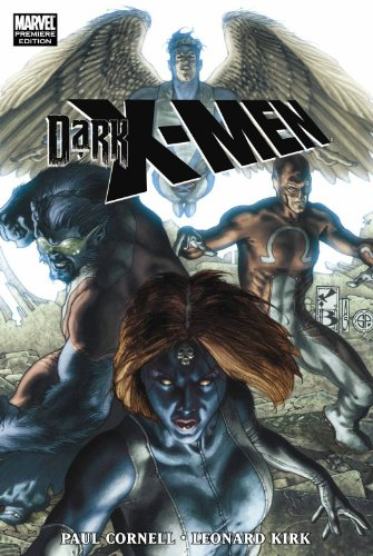 Dark X-Men Cover