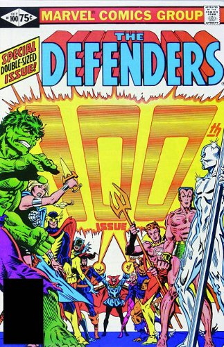 Essential Defenders Vol. 5 Cover