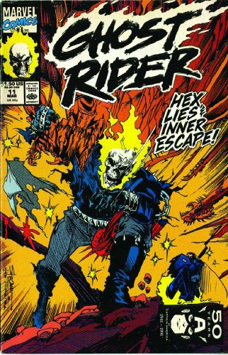 Ghost Rider: Danny Ketch Classic Vol. 2 Cover