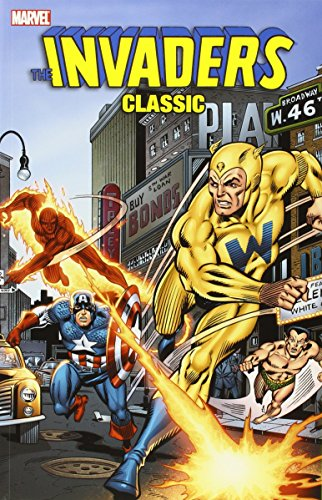 Invaders Classic Vol. 4 Cover