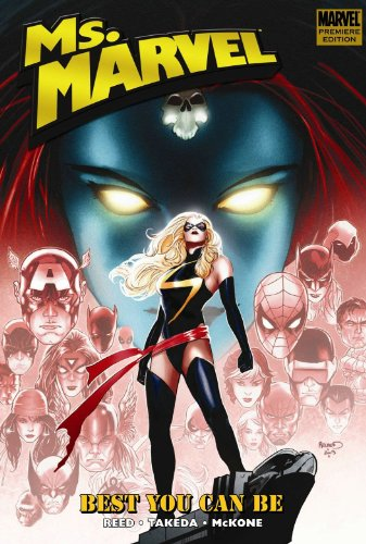 Ms. Marvel Vol. 9: Best You Can Be Cover