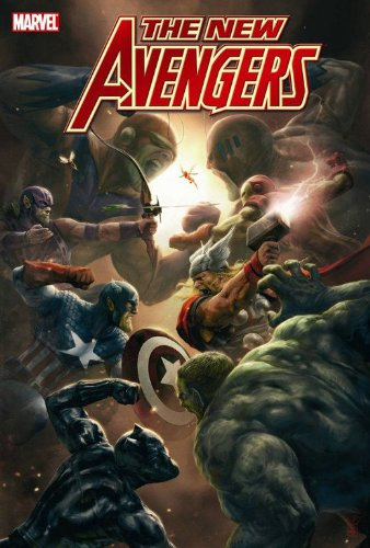 New Avengers Vol. 5 Cover