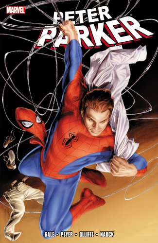 Spider-Man: Peter Parker Cover
