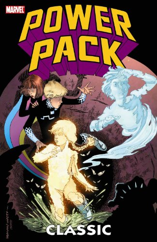 Power Pack Classic Vol. 2 Cover