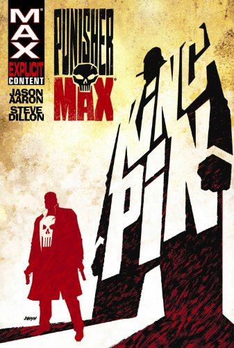 PunisherMax: Kingpin Cover
