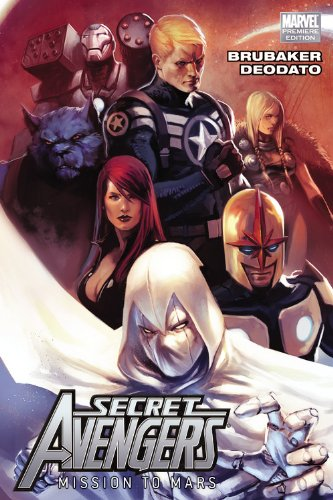 Secret Avengers Vol. 1: Mission To Mars Cover
