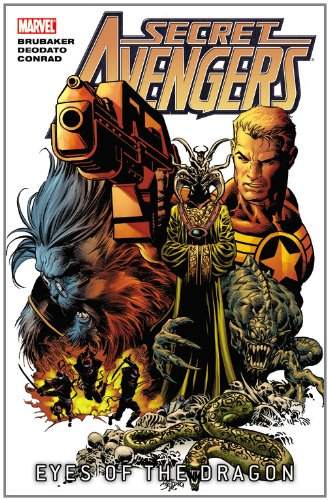 Secret Avengers Vol. 2 Cover