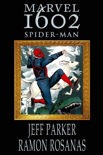 Marvel 1602: Spider-Man Cover