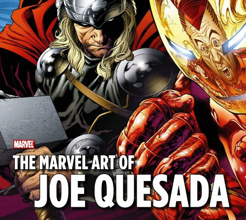 The Marvel Art of Joe Quesada