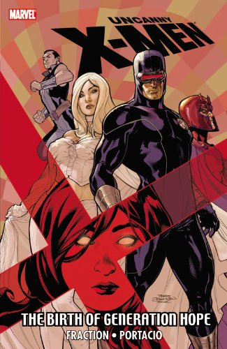 Uncanny X-Men: The Birth Of Generation Hope Cover