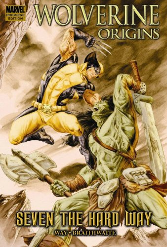 Wolverine Origins: Seven The Hard Way Cover