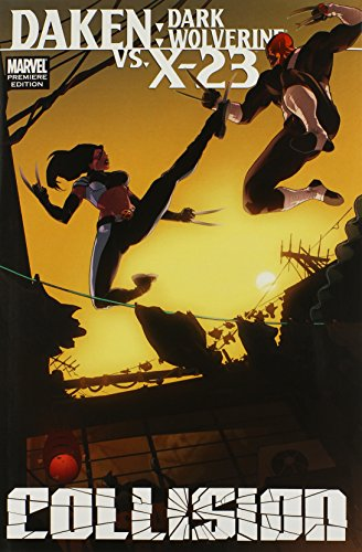 Daken / X-23: Collision  Cover