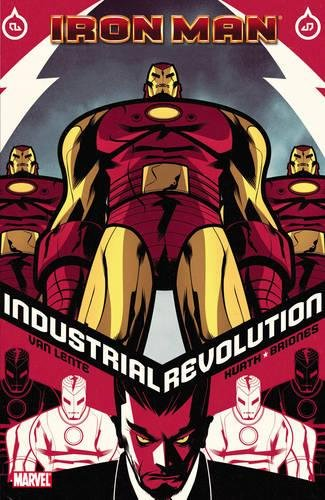 Iron Man: Industrial Revolution cover