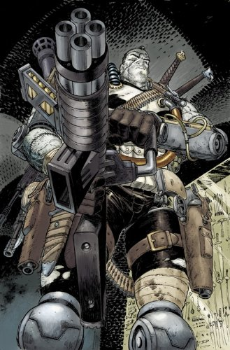Punisher Vol. 3: Franken-Castle Cover