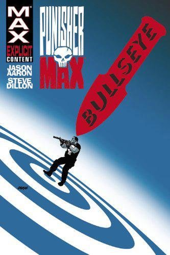 PunisherMax: Bullseye  Cover
