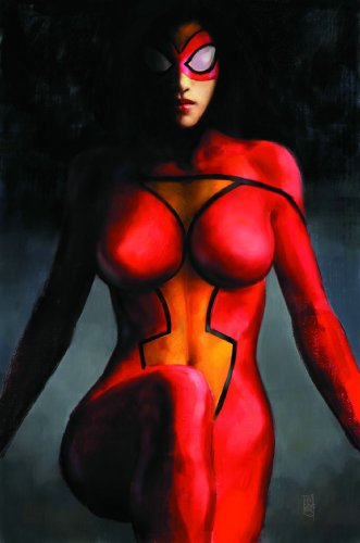 Spider-Woman: Agent Of S.W.O.R.D. w/DVD Cover