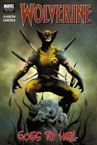 Wolverine Vol. 1: Wolverine Goes To Hell Cover