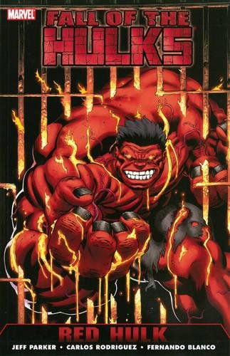 Fall Of The Hulks: Red Hulk Cover