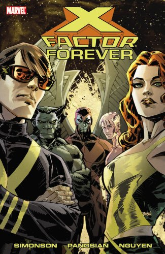X-Factor Forever Cover